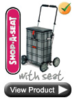 Liberator Trolley with Seat