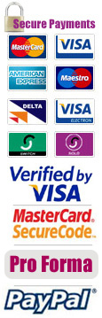 Cards & payment providers we accept