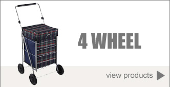 4 Wheel Shopping Carts