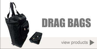Drag Bags / Shopping Bags on Wheels