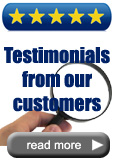 Testimonials / Reviews from our customers