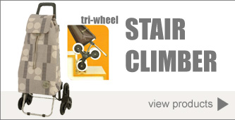 Stair Climber Shopping Trolleys