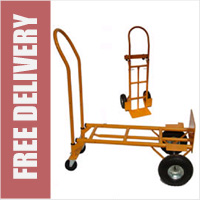 2 Position Sack Truck Trolley Upto 350kg