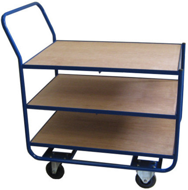 2, 3 or 4 Shelf Trolley