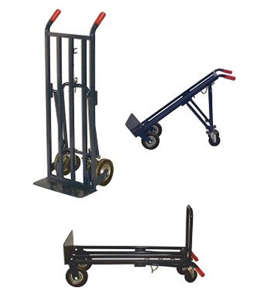 3 Way Sack Truck Trolley Upto 400kg