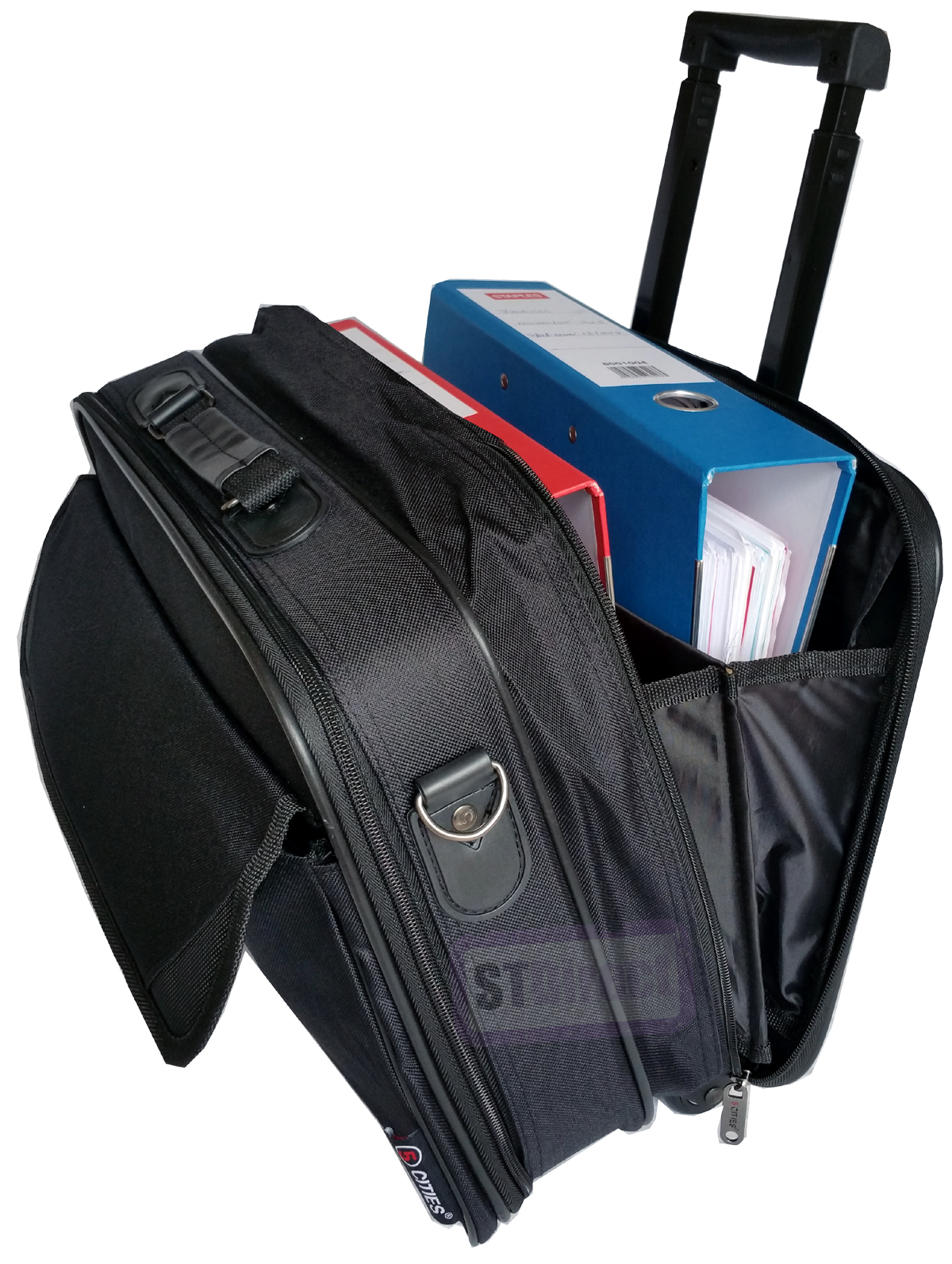 Wheeled Laptop Bag Bussiness Briefcase On Wheels Roller Trolley Case Cabin Bag Briefcases