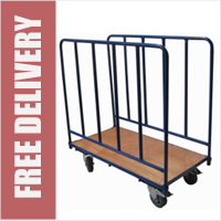 Double Sided Trolley 400kg