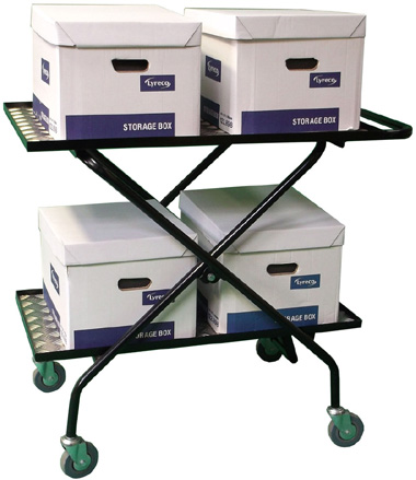 Folding Table Shelf Trolley Table And Tier Trolleys