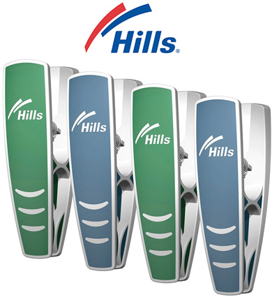 Hills Smart Clothes Pegs (Box of 50)