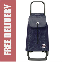 Rolser Baby Angel Dark Navy 2 Wheel Shopping Trolley
