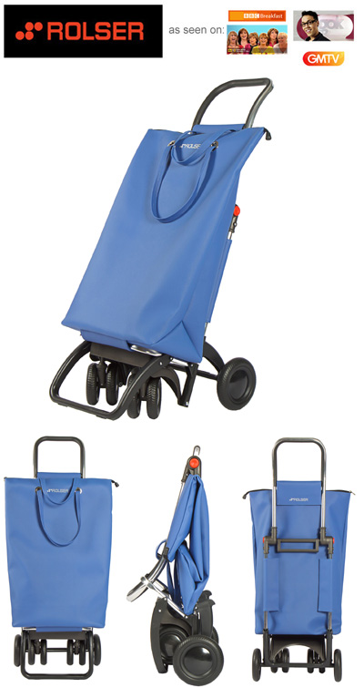 Rolser SuperBag Shopping Trolley