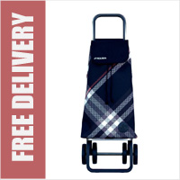 Rolser Pack Bora 4 Wheel Shopping Trolley