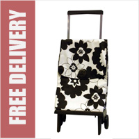 Rolser Plegamatic Flora Folding Trolley