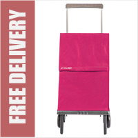 Rolser Plegamatic Original Folding Trolley Wine