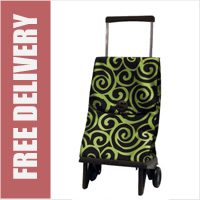 Rolser Plegamatic Spiral Folding Trolley