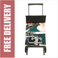 Rolser Plegamatic Retro Folding Trolley
