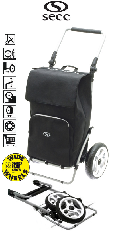 Image Result For Cart With Wheels And Handle