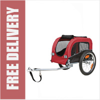 Dog Strollers | Trolleys | Pet | Cat Buggy Cart Trailers on