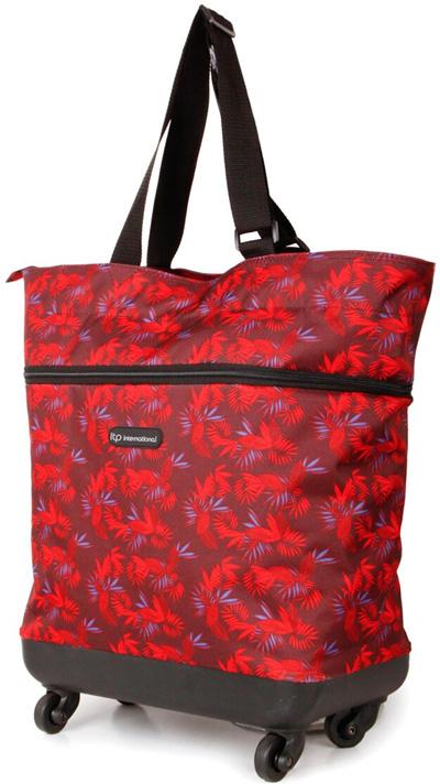 expandable lightweight 4 wheel folding shopping bag travel cabin hand luggage ebay. Black Bedroom Furniture Sets. Home Design Ideas