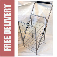 Replacement Metal Frame Cage 4 Wheel Style