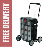 Shop-A-Seat Liberator 4 Wheel Shopping Trolley