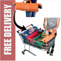 Trolley Bags Express Vibe (Set of 4 bags)